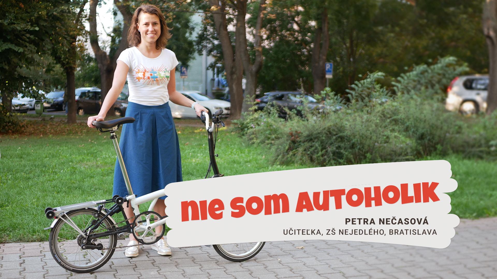 Do školy na bicykli