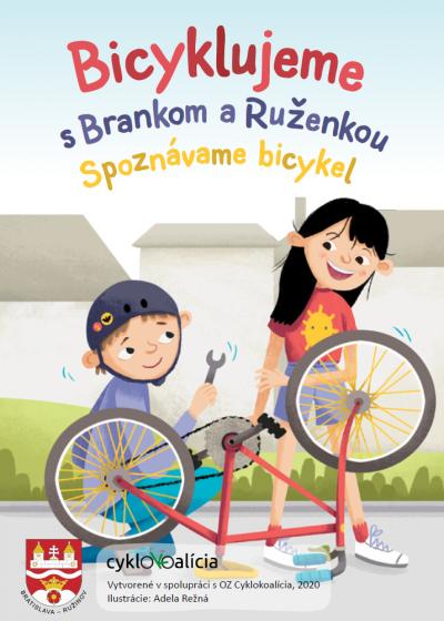 Spoznávame bicykel s Brankom a Ruženkou